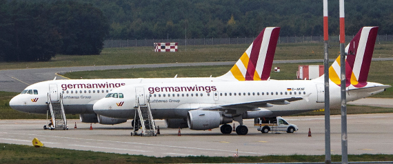 GERMANY AND PARKED PLANES