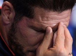 Simeone no se sentará más en el banquillo en lo que queda de Liga