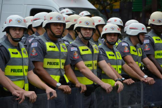 police sao paulo