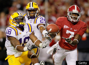 Bcs Championship Game Lsu Alabama