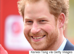 Prince Harry Tells Kids He Probably Won't Be King