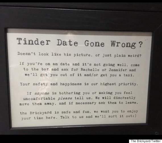 tinder policy
