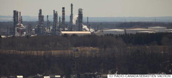 Fuite de 200 000 litres de diesel: Énergie Valero défend son intervention