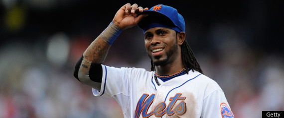 Jose Reyes Miami Marlins