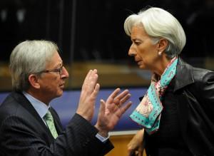 Juncker Lagarde