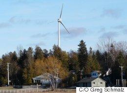 Wind Turbine Highlights Unifor's Hypocrisy On Noise Hazards