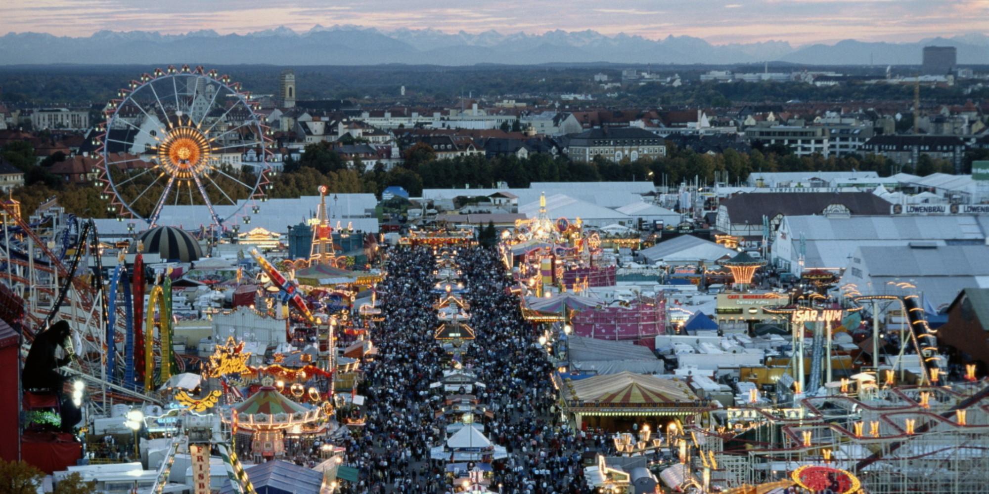 Sicherheitsbedenken: Auf dem Münchner Oktoberfest soll es ...