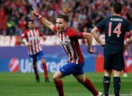 Saúl acerca al Atlético a la final de Champions (1-0)