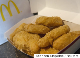 McDonald's Is Testing Out A Healthier Chicken McNugget