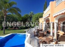 The Spanish Villa Formerly Known As Prince's Can't Sell