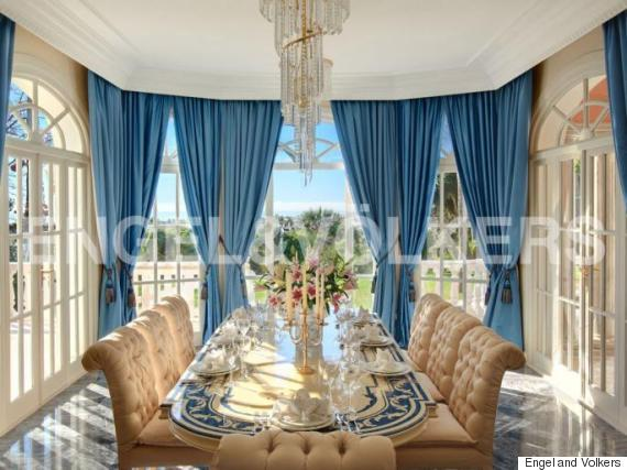 prince spanish villa