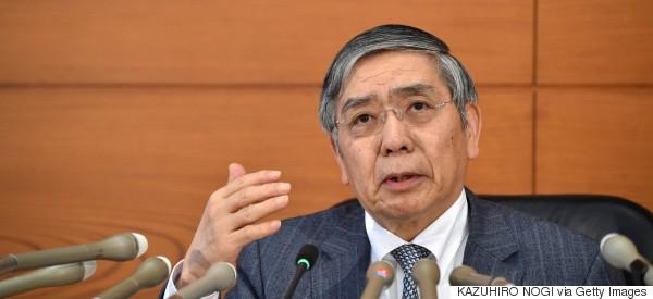 Helicopter Kuroda: A Bonus for Workers, Not Japan Inc.
