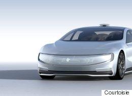 Trois voitures électriques futuristes au Salon de Beijing (PHOTOS)
