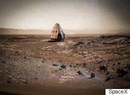 SpaceX enverra une capsule vers Mars dès 2018