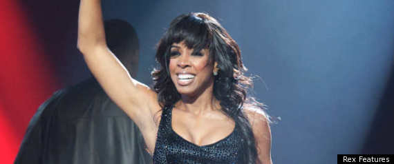Kelly Rowland X Factor