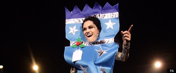 JESSIE J CHRISTMAS CRACKER