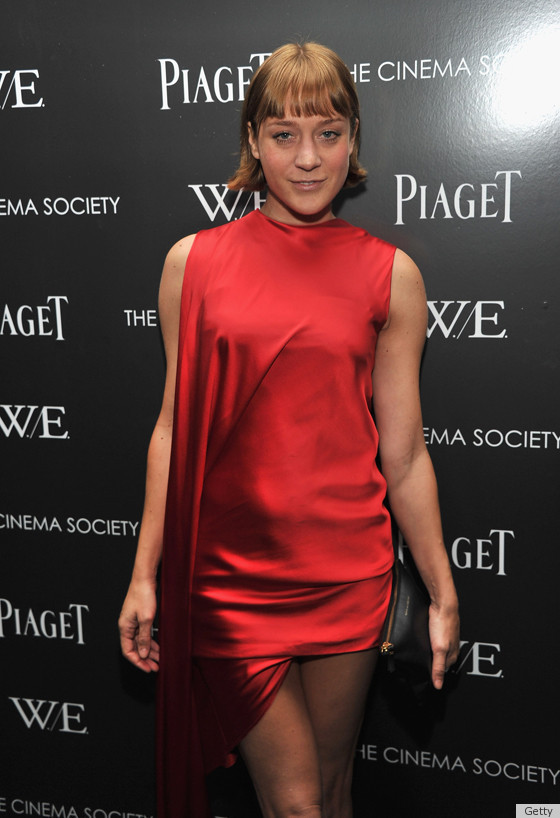 Chloe Sevigny S Red Cropped Haircut Chic Or Shriek Photos Poll Huffpost Life