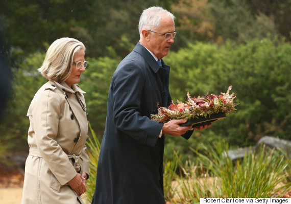 port arthur memorial service