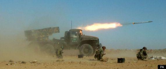 SYRIA WAR GAMES