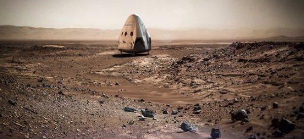 Elon Musk veut envoyer une fusée sur Mars dès 2018