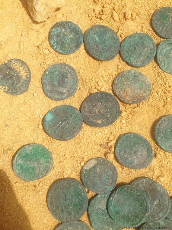 monedas tomares