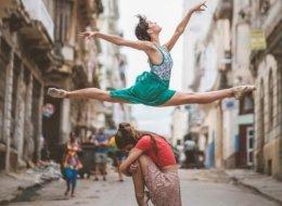 Des photos de danseurs cubains à couper le souffle