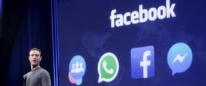 Facebook Zuckerberg