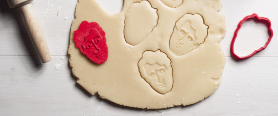 TRUDEAU COOKIE CUTTERS