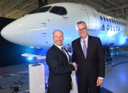 Troubled Bombardier Scores Order Worth Billions