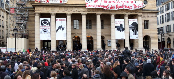 Intermittents, le spectacle continue