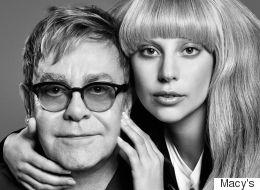 Lady Gaga And Elton John Are Collaborating Outside Of The Studio