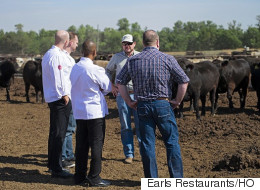 Earls Angers Farmers, Politicians, Racists By Ditching Canadian Beef