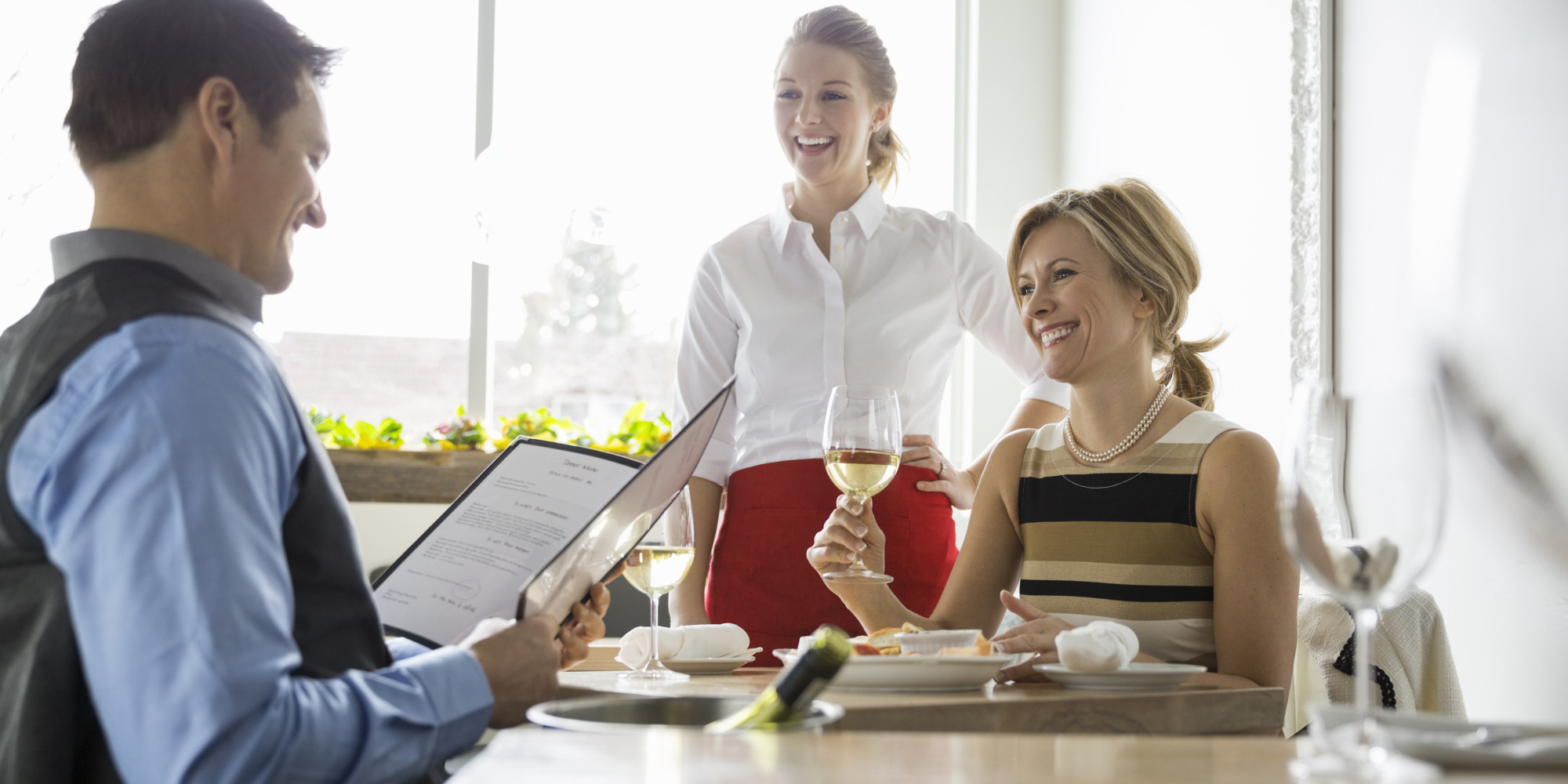 How to Order Wine at a Restaurant: Avoid Embarrassment ...