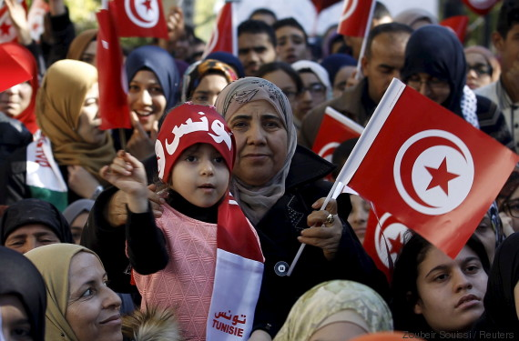 tunis revolution 2011