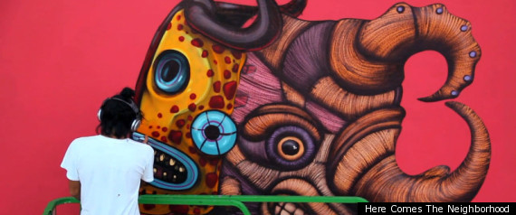 Saner And Sego Wynwood Walls