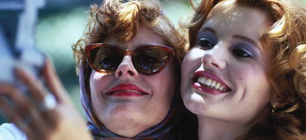 Thelma et Louise a failli avoir une fin différente