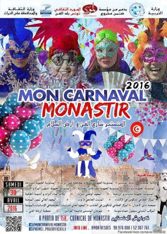 carnaval de monastir