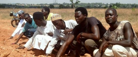 MEMBRES DU MOUVEMENT ISLMAIQUE DU NIGERIA