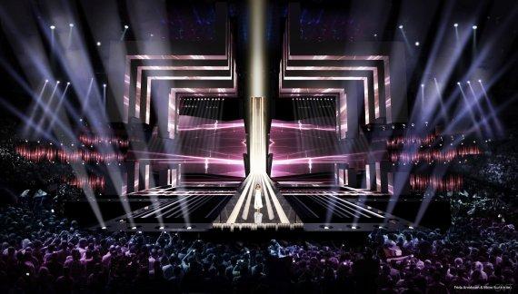 escenario eurovision