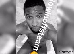 Usher publie un «selfie» flambant nu