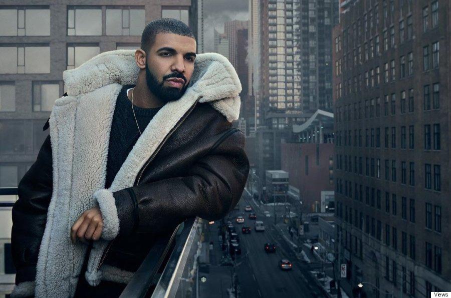 Drake&39s &39Views&39 Digital Booklet Has Us Needing A Shearling Coat ASAP