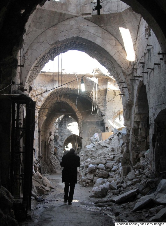 history of aleppo