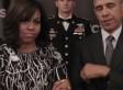 Los geniales mensajes cruzados entre los Obama, el príncipe Harry y la reina de Inglaterra