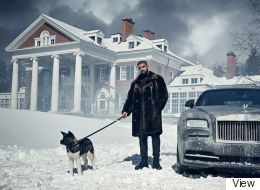 BRB While We Drool Over Drake's Album Pics