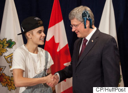 Canadian Heritage Moments With 100% More Drake