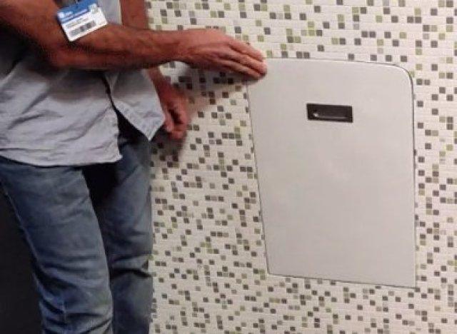 Ces trois innovations de la foire de paris veulent for Fenetre qui rentre dans le mur