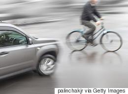 Sécurité des cyclistes: le ministre Laurent Lessard met l'accent sur l'éducation