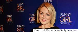 SHERIDAN SMITH FUNNY GIRL