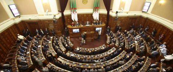 PARLIAMENT ALGERIA