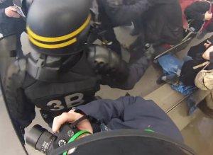 Video Manifestations Loi Travail
